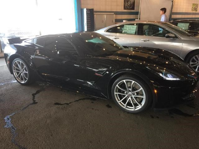 2017 Chevrolet Corvette Grand Sport 2LT in Okotoks, Alberta