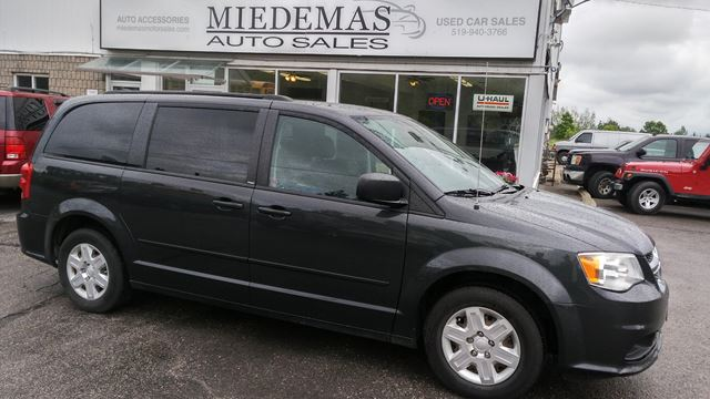 2012 DODGE GRAND CARAVAN SE in Orangeville, Ontario
