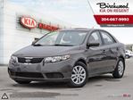 2013 Kia Forte LX Plus *Newly Traded & Getting Ready for you!! in Winnipeg, Manitoba