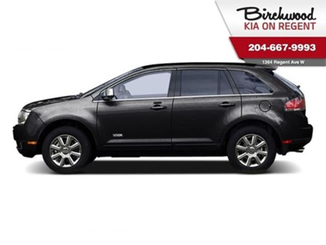2010 LINCOLN MKX Limited *Newly Traded & Getting Ready for you!! in Winnipeg, Manitoba