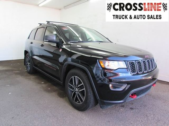 2017 JEEP GRAND CHEROKEE Trailhawk in Edmonton, Alberta