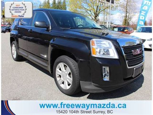 2012 GMC TERRAIN -BACKUPCAM/BLUETOOTH in Surrey, British Columbia