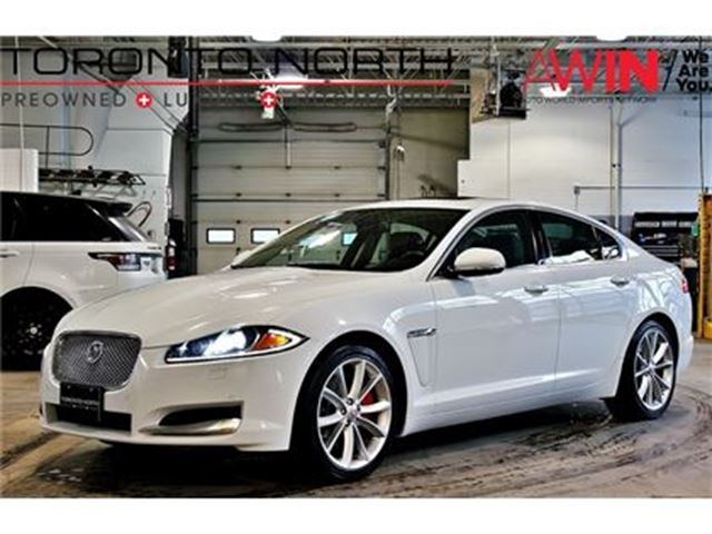 2015 JAGUAR XF Luxury PORTFOLIO NO ACCIDENT in North York, Ontario