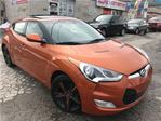 2013 Hyundai Veloster Tech w/ Navi_Backup Cam_Panoramic Sunroof in Oakville, Ontario