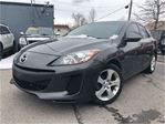 2013 Mazda MAZDA3 GX LOCAL TRADE! in St Catharines, Ontario