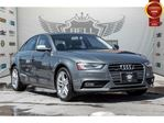 2014 Audi A4 2.0 TECHNIK PACKAGE ~ NAVI ~ BACK UP CAMERA ~ in Toronto, Ontario