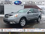 2011 Subaru Outback 2.5I LTD, FROM 1.9% FINANCING AVAILABLE in Scarborough, Ontario