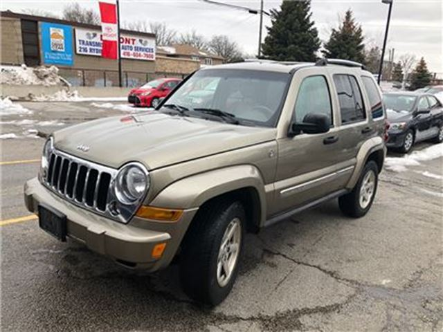 2007 JEEP LIBERTY Limited Edition in Toronto, Ontario