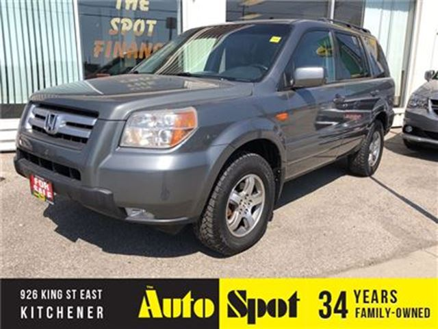 2007 HONDA PILOT EX-L in Kitchener, Ontario