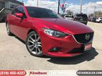2015 Mazda MAZDA6 GT   NAV   LEATHER   ROOF in London, Ontario