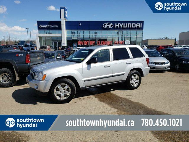 2007 JEEP GRAND CHEROKEE LARE in Edmonton, Alberta