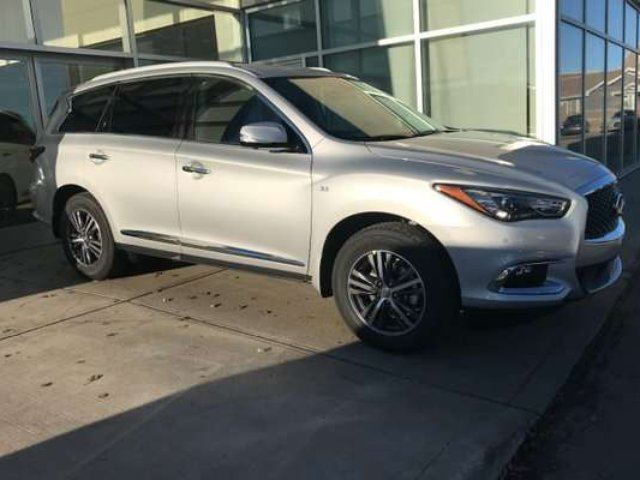 2018 INFINITI QX60 Base 4dr All-wheel Drive in Edmonton, Alberta