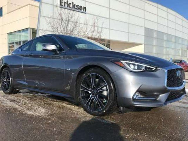 2018 INFINITI Q60 3.0t SPORT 2dr All-wheel Drive Coupe in Edmonton, Alberta