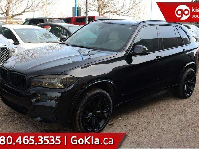 2015 BMW X5 xDrive35i; PANO ROOF, WHITE LEATHER, AWD, NAV, BACKUP CAMERA, HEATED FRONT AND REAR SEATS in Edmonton, Alberta