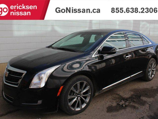 2017 CADILLAC XTS LEATHER, HEATED AND COOLED SEATS in Edmonton, Alberta