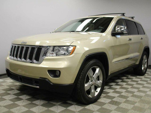 2012 JEEP GRAND CHEROKEE LIMI in Edmonton, Alberta