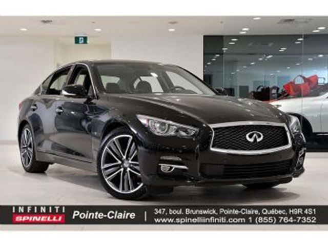 2015 INFINITI Q50 AWD LIMITED w/ Luxury Package + PREPAID Maintenance in Mississauga, Ontario
