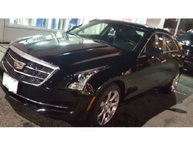 2015 CADILLAC ATS 2.0L  AWD ~ Employee Pricing in Mississauga, Ontario
