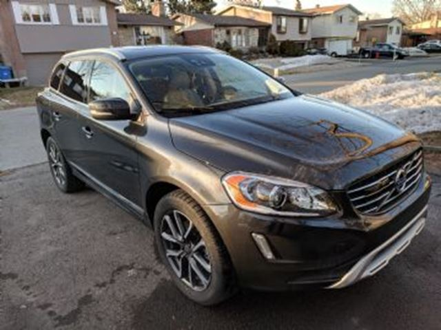 2016 VOLVO XC60 AWD T5 Special Edition Premier + Appearance Protect in Mississauga, Ontario