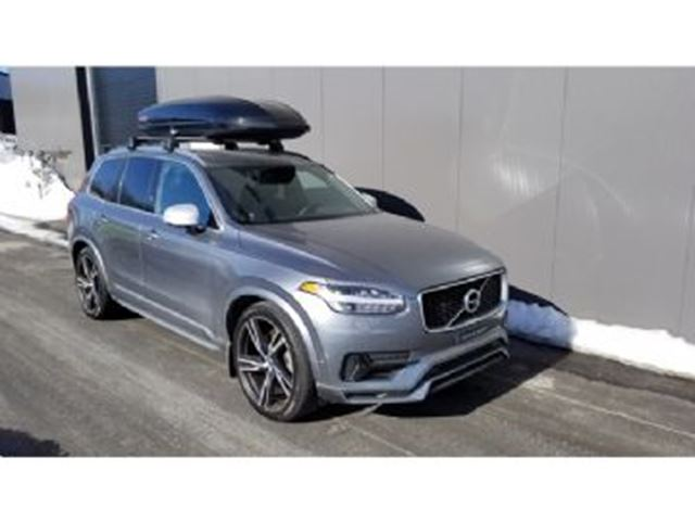 2018 VOLVO XC90 T8 eAWD R-Design, PLUG-IN HYBRIB in Mississauga, Ontario