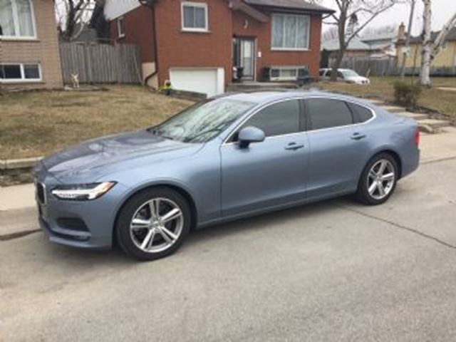2017 VOLVO S90 T6 Momentum AWD in Mississauga, Ontario