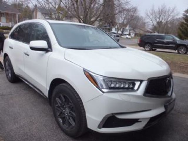 2017 ACURA MDX With Navigation in Mississauga, Ontario