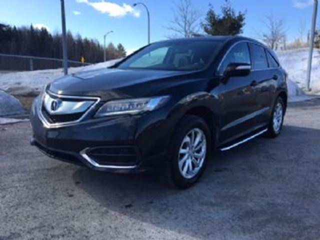 2017 ACURA RDX Tech Pack in Mississauga, Ontario