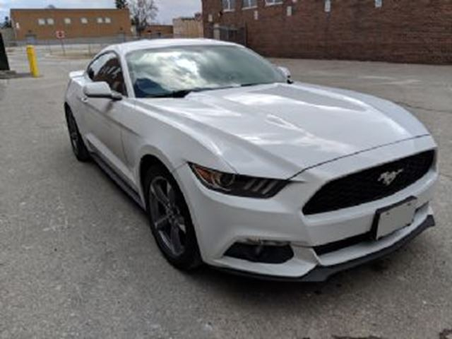 2016 FORD MUSTANG 2dr EcoBoost  ~ CUSTOM ~ in Mississauga, Ontario