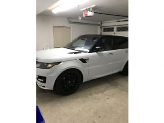 2016 LAND ROVER RANGE ROVER Sport HST LE in Mississauga, Ontario