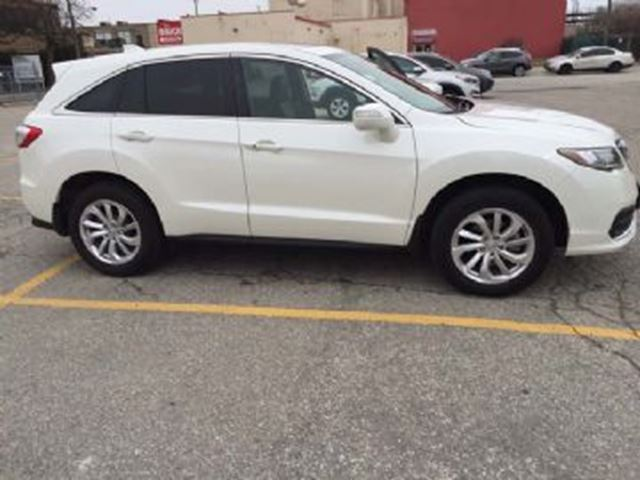 2017 ACURA RDX AWD 4dr ~ $250 Bi- Weekly ~ in Mississauga, Ontario