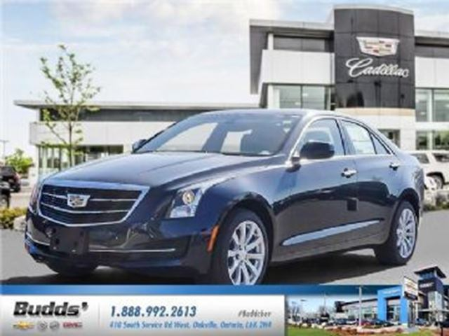 2018 CADILLAC ATS AWD 2.0L TURBO in Mississauga, Ontario