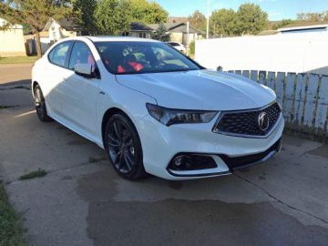 2018 ACURA TLX SH-AWD V6  A-Spec in Mississauga, Ontario
