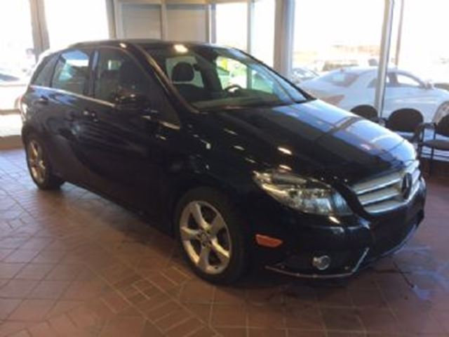 2014 MERCEDES-BENZ B-CLASS B250 in Mississauga, Ontario