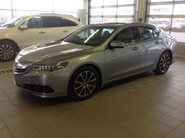 2017 ACURA TLX SH AWD TECh A-SPEC in Mississauga, Ontario