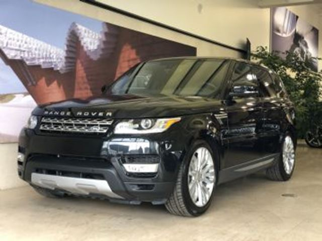 2015 LAND ROVER RANGE ROVER Sport V6 HSE AWD in Mississauga, Ontario