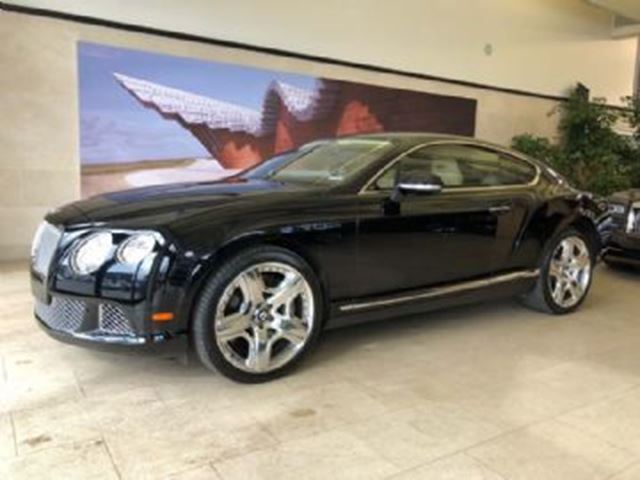 2012 BENTLEY CONTINENTAL Every Possible Option in Mississauga, Ontario