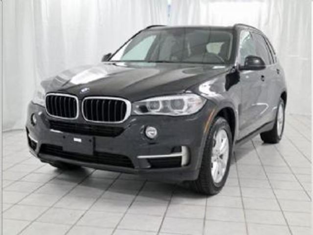2015 BMW X5 xDrive35d 7 Seater in Mississauga, Ontario
