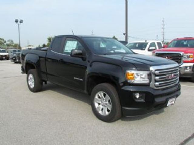 2016 GMC CANYON SLE EXTENDED CAB 4X4 in Mississauga, Ontario