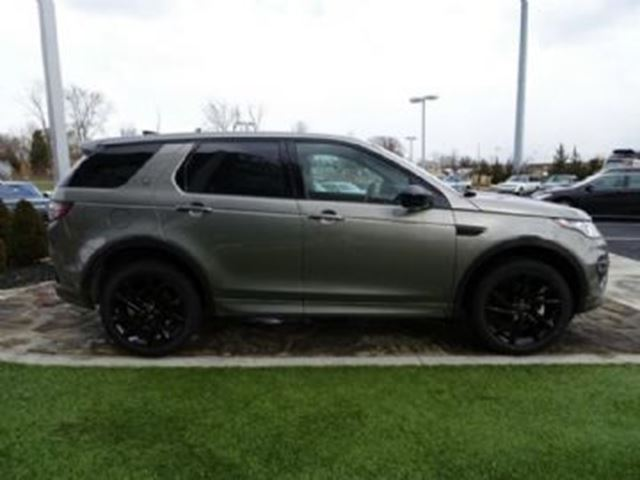 2017 LAND ROVER DISCOVERY AWD 4dr HSE in Mississauga, Ontario