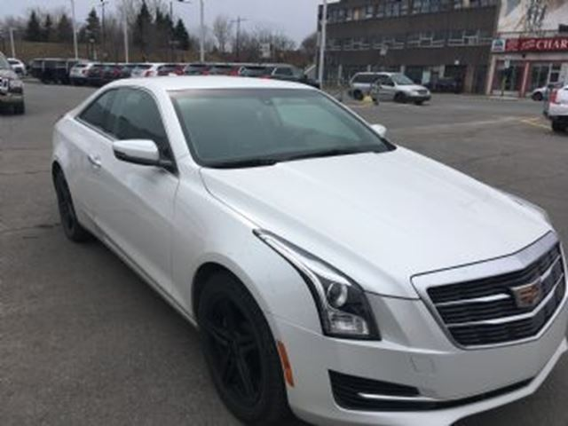 2016 CADILLAC ATS AWD Entry Level Employee Price in Mississauga, Ontario