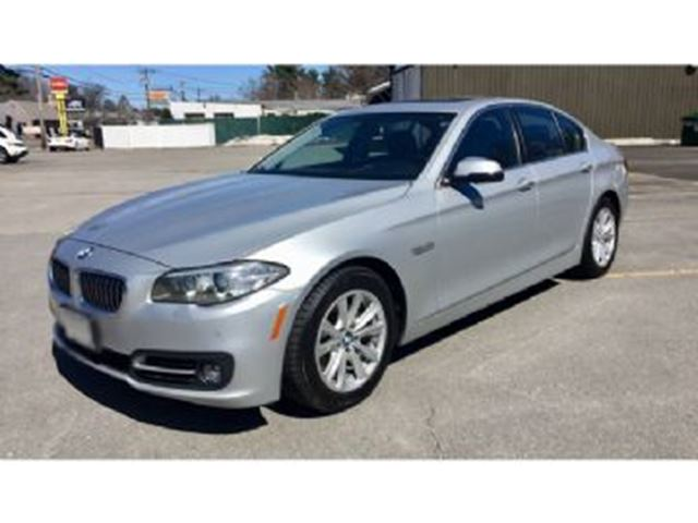 2015 BMW 5 SERIES 528i xDrive in Mississauga, Ontario