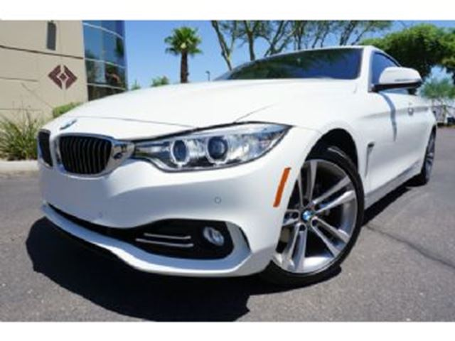 2016 BMW 4 SERIES 428i xDrive Coupe in Mississauga, Ontario
