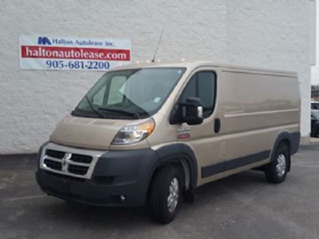 2017 RAM PROMASTER 1500 Low Roof 136 in Mississauga, Ontario