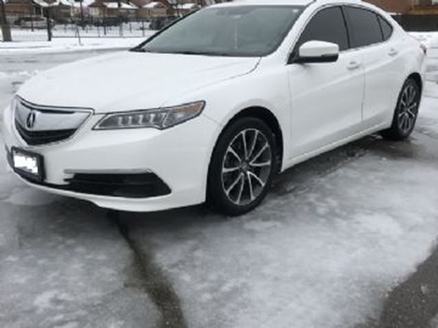 2017 ACURA TLX SH-AWD V6 Tech in Mississauga, Ontario