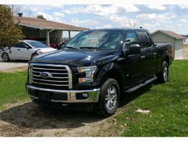 2017 FORD F-150 XLT-XTR BOITE DE 6.5 PIED in Mississauga, Ontario