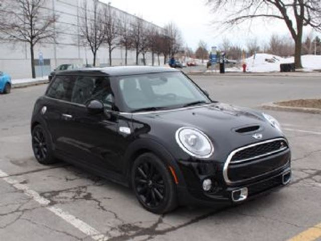 2015 MINI COOPER 3 Doors S FULLY EQUIPPED in Mississauga, Ontario