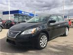2015 Nissan Sentra SV, CVT, Platinum Extended Warranty + Wear & Tear protection in Mississauga, Ontario