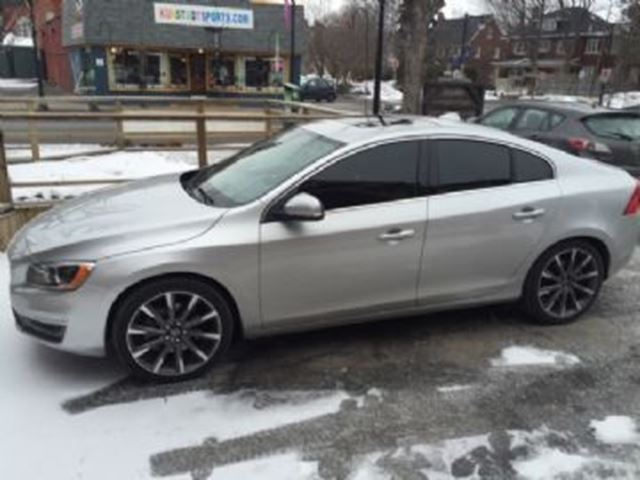 2015 VOLVO S60 4dr Sdn T6 Platinum AWD in Mississauga, Ontario