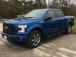 2017 Ford F-150 4WD SuperCrew XLT ~ low payment! in Mississauga, Ontario