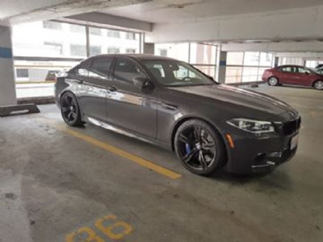 2016 BMW M5 Ultimate Package $89,988.00 in Mississauga, Ontario